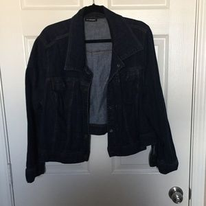 Lane Bryant Denim Jacket